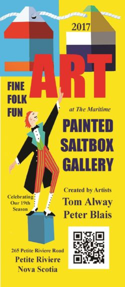 cover for painted saltbox brochure 2017