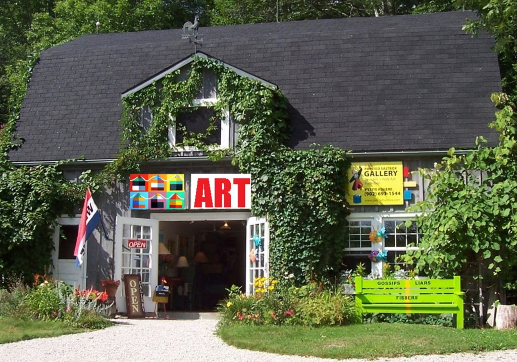 100_5534 exterior shot Maritime Painted Saltbox gallery