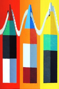 abstracted buoys
