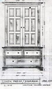 Design for Linen Press